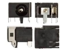 Разъем питания PJ-9C (2.5 мм) для ноутбука Acer Aspire, Acer Ferrari, Acer TravelMate, Asus, Dell Inspiron, Dell Latitude, Lenovo Ideapad