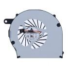 Вентилятор (охлаждение, кулер) для ноутбука HP G42, CQ42, CQ56, CQ56z, G56, G62, CQ62, G72, CQ72 Пластиковый корпус (3 контакта)