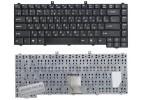 Клавиатура для ноутбука Acer Aspire 1400, 1600, 1640, 3000, 3500, 5000, 5040, 5560, 5600, Roverbook Pro 500 Чёрная