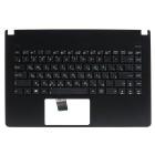 Верхняя панель для ноутбука Asus X401 с клавиатурой 0KNB0-4131RU00 90R-N4O1K1K80U Black panel, black buttons