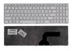 Клавиатура для ноутбука Asus N50, N61, N71, N90, K52, A52, F50, F70, F90, K72, K73, UL50, W90, X53, Белая, с рамкой