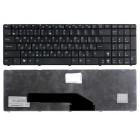 Клавиатура для ноутбука Asus K50, K61, K70, F52, X5DIJ Чёрная