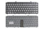 Клавиатура для ноутбука Dell Inspiron 1318, 1420, 1520, 1521, 1525, 1526, 1530, 1540, 1545, 1546, 500m, PP26L, PP28L, Vostro 1400, 1500, 1540, 500, XPS M1330, M1420, M1520, M1521, M1525, M1530 Серебряная