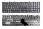 Клавиатура для ноутбука HP Pavilion DV7-1000, DV7-1100, DV7-1200, DV7-1300, DV7-1400, DV7T, DV7Z Серая