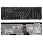 Клавиатура для ноутбука HP Pavilion DV7-2000, DV7-3000, DV7-2100, DV7-3100, DV7T-2000, DV7T-3000 Чёрная