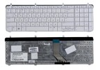 Клавиатура для ноутбука HP Pavilion DV7-2000, DV7-3000, DV7-2100, DV7-3100, DV7T-2000, DV7T-3000 Белая