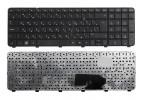 Клавиатура для ноутбука HP Pavilion dv7-6000 Чёрная, с рамкой