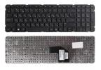 Клавиатура для ноутбука HP Pavilion G6-2000, G6-2100, G6-2200, G6-2300 Чёрная, без рамки *