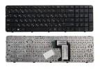 Клавиатура для ноутбука HP Pavilion G7-2000, G7-2000er, G7-2100, G7-2200, G7-2200sr, G7-2300, G7-2300er Чёрная, с рамкой