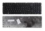Клавиатура для ноутбука HP Pavilion G7-2000, G7-2000er, G7-2100, G7-2200, G7-2200sr, G7-2300, G7-2300er Чёрная, без рамки