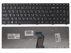 Клавиатура для ноутбука Lenovo G500, G505, G510, G700, G710 Чёрная