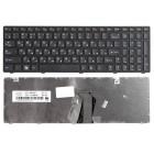 Клавиатура для ноутбука Lenovo IdeaPad G580, G585, Z580, Z585, V580, Y580, P585, G780, N580, N581, N585, N586 Чёрная