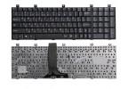 Клавиатура для ноутбука MSI CX500, CR500, CX600, CR600, CR610, CR700, CX605, CX700, EX600, EX610, EX620, EX625, EX630, EX700, EX710, EX720 Чёрная
