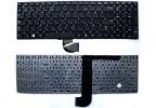 Клавиатура для ноутбука Samsung NP-RC530, NP-RC730, Q530, QX530, RC530, RC730, RF510, RF511, RF530, SF510, SF511 Чёрная, без рамки