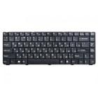 Клавиатура для ноутбука Sony Vaio VGN-NR, VGN-NS 148044241 V072078BS1 V072078BS2 Black, RU Print