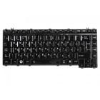 Клавиатура для ноутбука Toshiba Satellite A300, L300, F50, Глянцевая