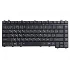 Клавиатура для ноутбука Toshiba Satellite A200/A210/L300 Black