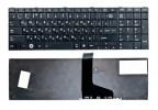 Клавиатура для ноутбука Toshiba Satellite C50, C70, C70D, C75, C75D, C850, C850D, C855, C855D, C870, C870D, C875, C875D, L50, L850, L850D, L855, L855D, L870, L870D, L875, L875D, P850, P855, P870, P875 Черная *