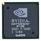 Видеочип GO 5200 GeForce FX GO 5200